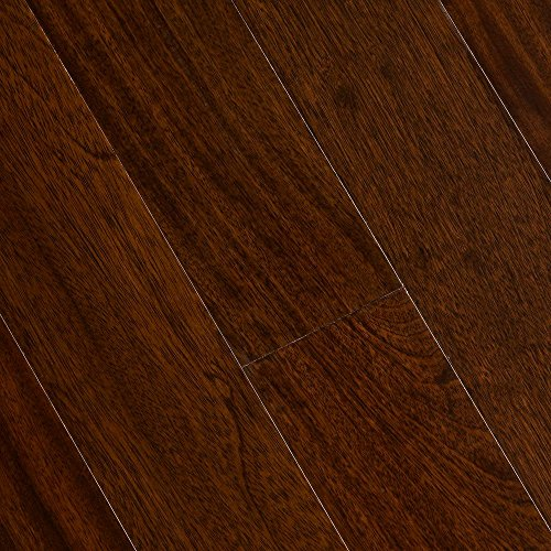 Jatoba Imperial 1/2 in. T x 5 in. W x 47-1/4 in. L Engineered Exotic Hardwood Flooring (26.25 sq. ft. / case)