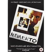 Memento [Reino Unido] [DVD]