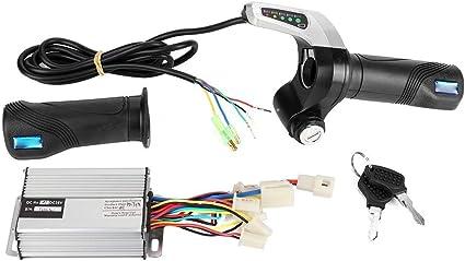 Controlador de motor Scooter - 36V 1000W bicicleta eléctrica ...