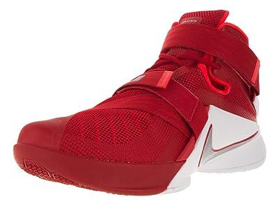 Soldier IX Herren Lebron Nike TB Basketball SchuhRot BtxordCshQ