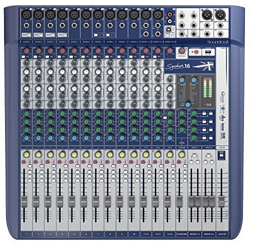 16 channel sound mixer - 8