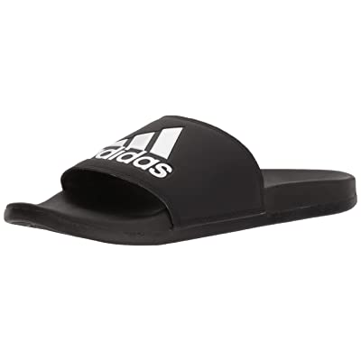 Amazon.com | adidas Men's Adilette Comfort Slide Sandal | Sport Sandals & Slides