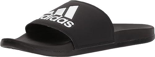 adidas Men's Adilette Comfort Slide Sandal