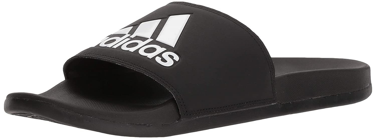 959963871 Amazon.com | adidas Adilette Comfort Slides Men's | Sport Sandals & Slides