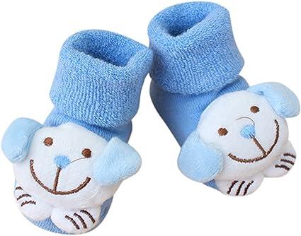 Toddler Newborn Baby Socks Boy Girl Soft  Infant Warm Anti-slip Socks LD