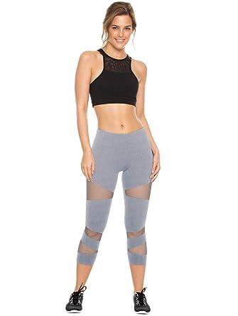 4f2f5bbb791d Flexmee Ladies Activewear Workout Clothes Leggings Sports Bra Set Sportswear  for Women Conjuntos Deportivos de Mujer