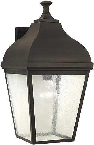 Sea Gull Lighting OL4003ORB Terrace Extra Large One Light Outdoor Wall Lantern