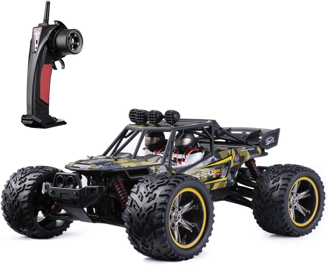 Best Waterproof RC Trucks: These 4x4 Vehicles Love Getting Wet 4