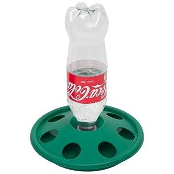 Geflügeltränke für PET-Getränkeflaschen Grün, Flaschentränke ...