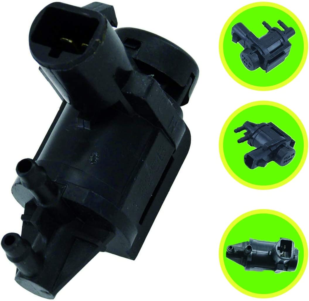 9L14-9H465-BA 6L3Z-9H465-A 7L1Z-9H465-B NEW Vacuum Solenoid Valve, 4WD Evaporative Emissions Solenoid Fit For Ford Explorer Lobo F150 F250 Expedition Lincoln Navigator 5.4L 2005-2008, by NAKAO