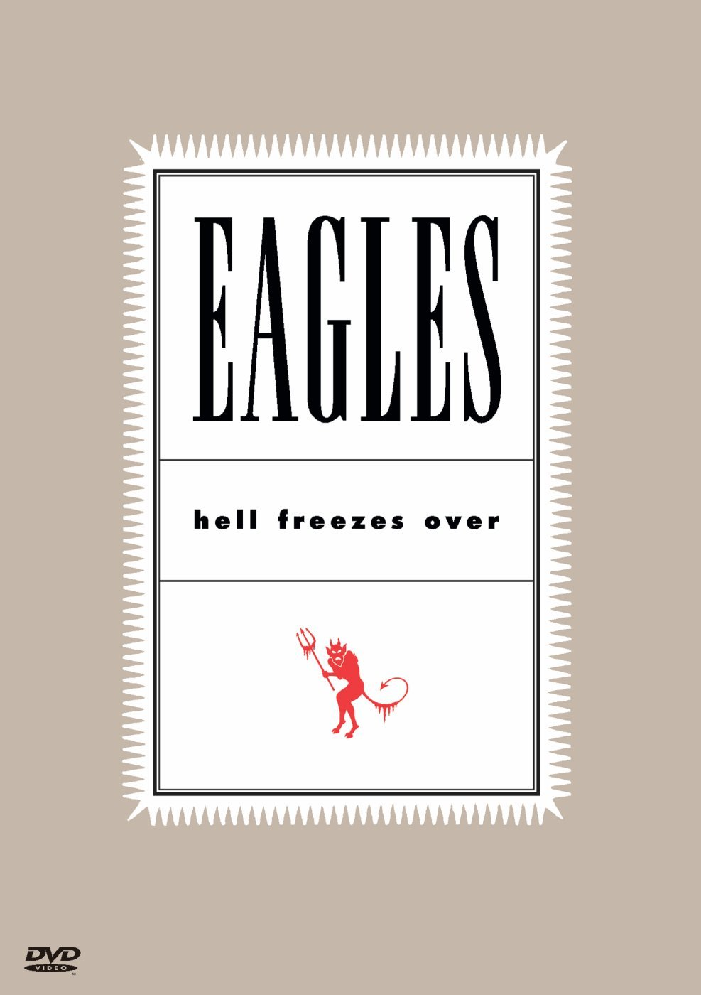 The Eagles - Hell Freezes Over by Alfred Music