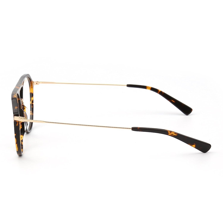 JIM HALO RX Brille Rahmen Leicht Gewichts Rund Rxable Gläser ...