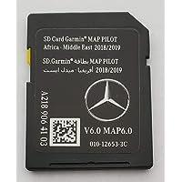 SD-kaart GPS Mercedes (Star1) Garmin Map Pilot Africa Middle East 2018-2019 v6 - A2189064103
