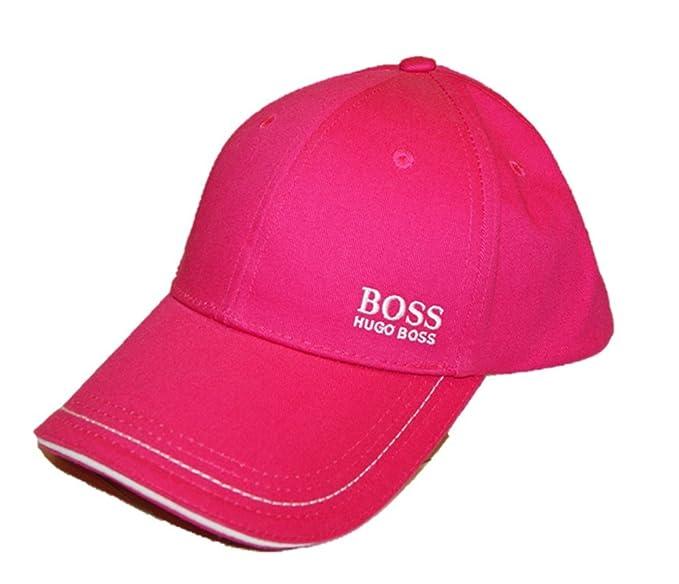 BOSS Green - Gorra de béisbol - para Hombre Rosa: Amazon.es: Ropa ...