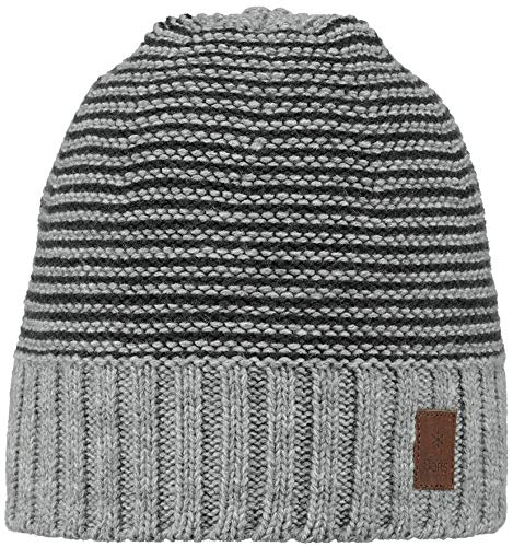 BARTS David, Boina para Hombre Gris (Heather Grey 2)