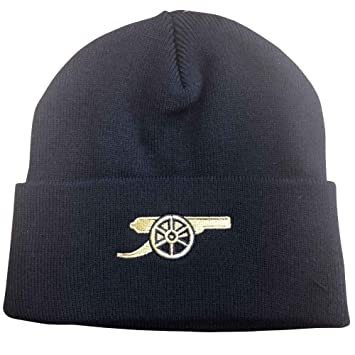 c58a14cccb2 Arsenal Fc Knitted Hat Beanie Cap TU NV  Amazon.co.uk  Sports   Outdoors