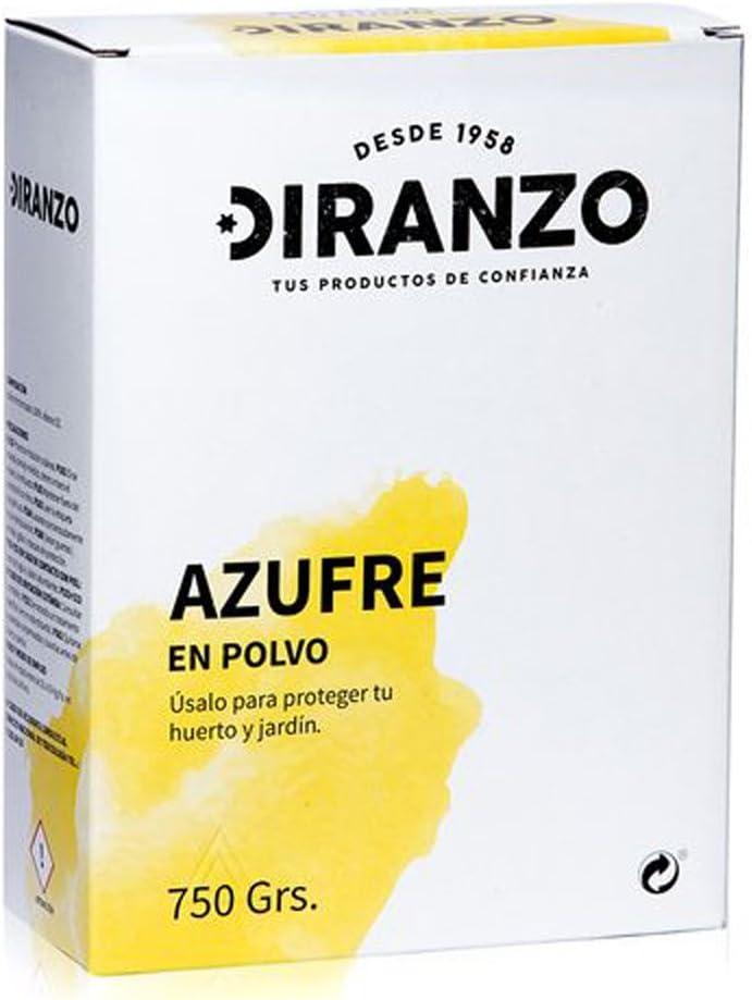 Insecticida azufre diranzo paquete de 750 grs.