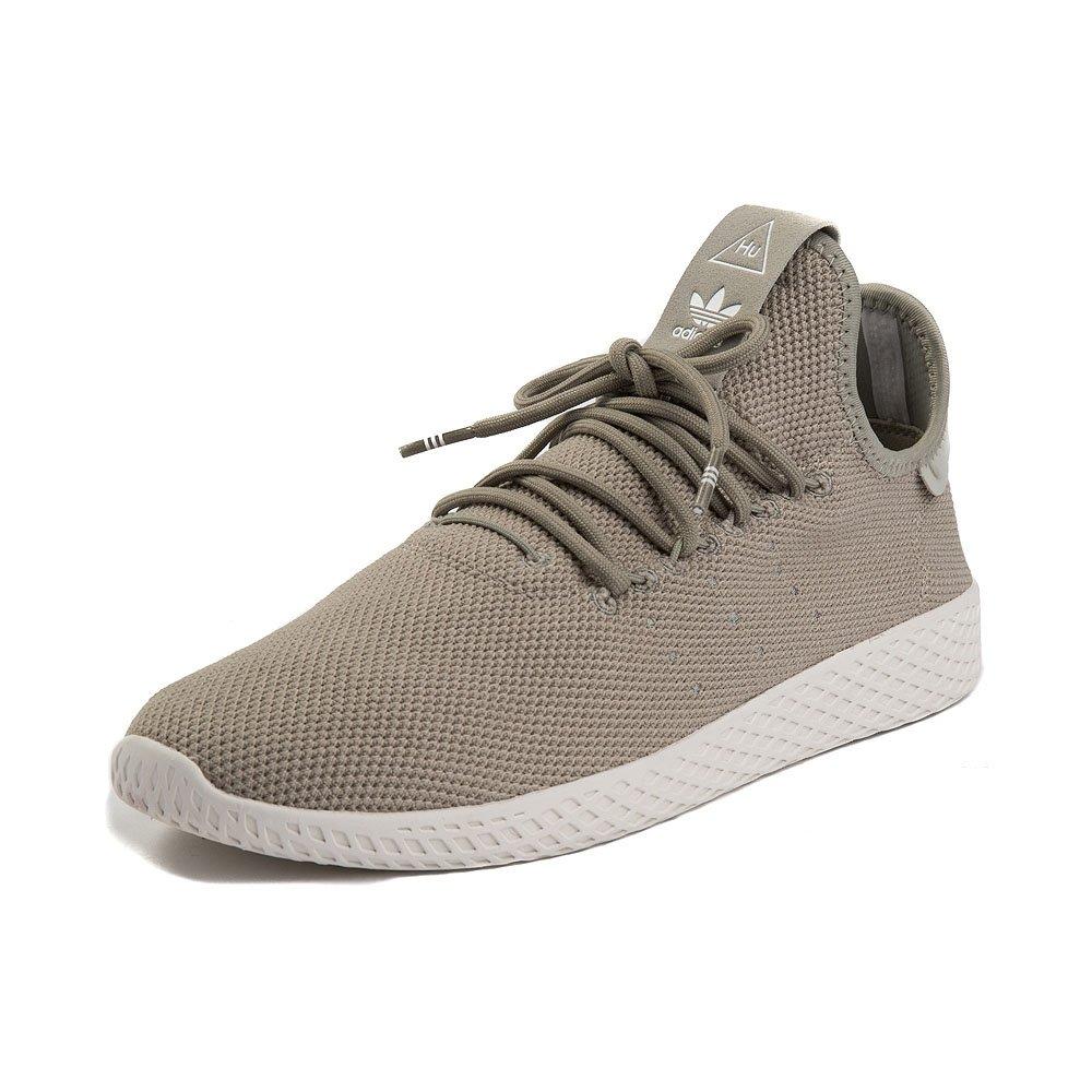 (アディダス) Shoe adidas 靴シューズ レディーススニーカー Mens adidas Pharrell adidas Williams Beige/White Tennis HU Athletic Shoe Beige/White ベージュ/ホワイト US 8 (26cm) B0779H84WX, ピッコラペコラ:530d328c --- cgt-tbc.fr