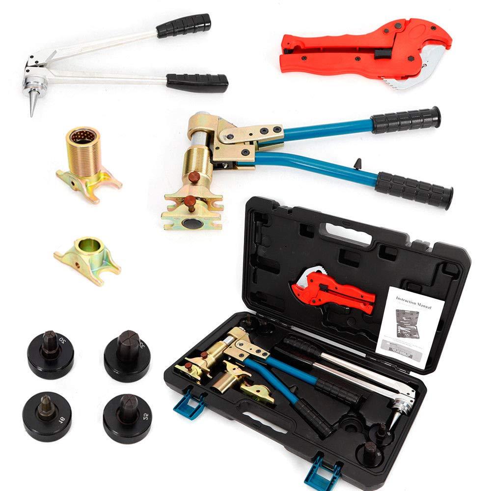 TFCFL Pex 16-32mm Clamping Tools Kit for REHAU System Well Received Rehau Plumbing GW 8.5kg by TFCFL