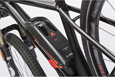 Bicicleta eléctrica CUBE focos Hybrid 45 500 SL 2016-17 29