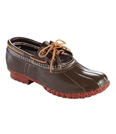 Bean Boots Two-Eye Boat Gumshoes
