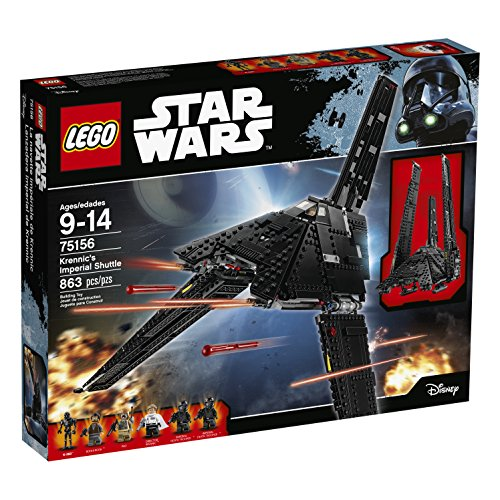 LEGO STAR WARS Krennic's Imperial Shuttle 75156 (Legos Star Wars Imperial Shuttle)