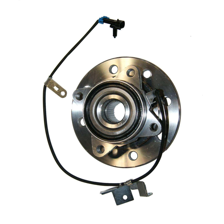 GMB 730-0363 Wheel Bearing Hub Assembly
