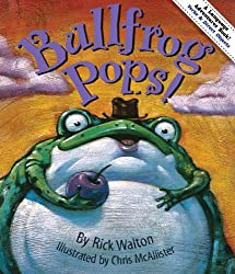 Bullfrog Pops!: Adventures in Verbs and Direct Objects (Language Adventures Book)