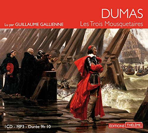 Les Trois Mousquetaires 1 CD MP3 (French Edition)
