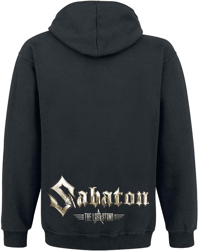 Kapuzenjacke//Zipper Sabaton The Last Stand