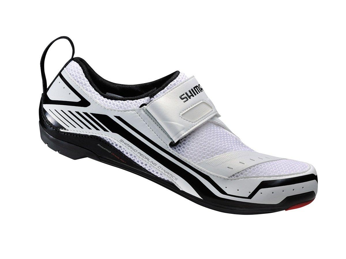 Shimano Road Triathlon Shoe TR5 SPD-SL Triathlon shoes Size 38 White