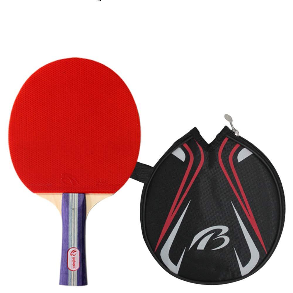 Sport-101 初心者用卓球ラケット ラケットセット付き 中国ナショナルボール B07JVWB79N