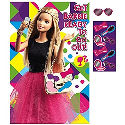 Party Game | Barbie Sparkle Collection | Party Accessory: Toys & Games