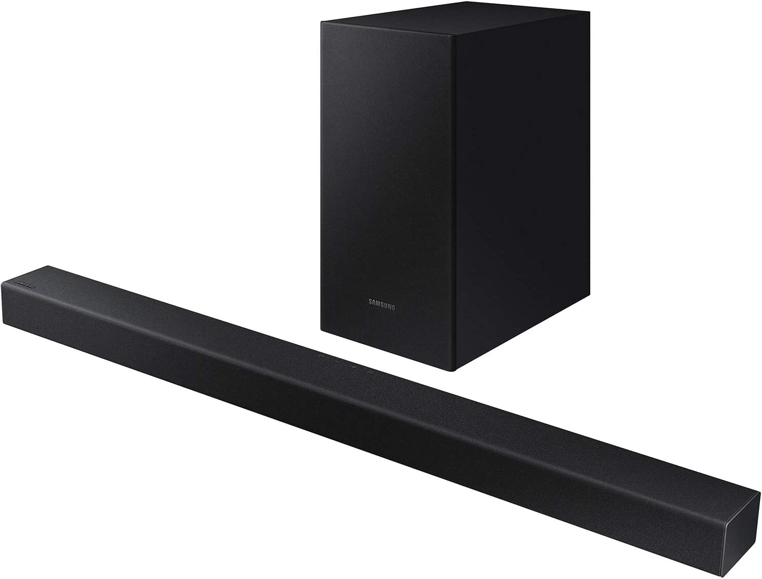 SAMSUNG HW-T450/ZP 200-Watt 2.1 Channel Soundbar System with Wireless Subwoofer