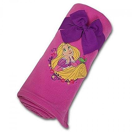 Amazon Disney Tangled Rapunzel Fleece Throw Blanket Home Kitchen Adorable Rapunzel Throw Blanket