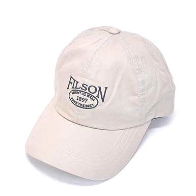 Filson フィルソンLight Weight Angler Cap Desert Tan e4d9bdf54ab