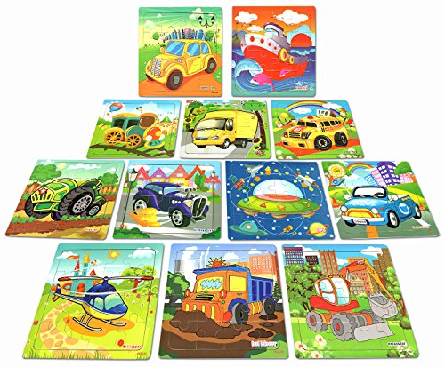 Vileafy Kids Jigsaw Puzzles Party Favors Toys for Boys & Gir