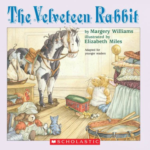 Velveteen Rabbit Library Edition (Read-Along Audio CD Included) by Scholastic Audio Books