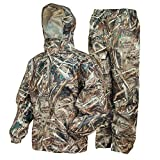 FROGG TOGGS Men's Classic All-Sport Waterproof Breathable Rain Suit Realtree Max-5, Small