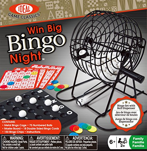 Ideal Win Big Bingo Night by Ideal