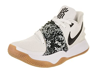 a13f055d4b6f Nike Kyrie 4 Low White Black