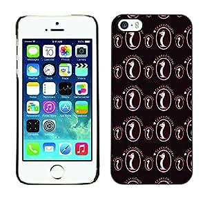 ZECASE Funda Carcasa Tapa Case Cover Para Apple iPhone 5 / 5S No.0004895
