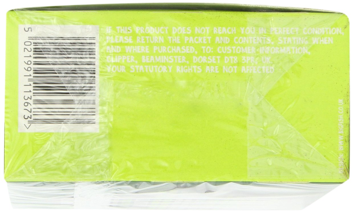 Clipper Teas - Everydays - Organic Tea - 80 Bags (Case of 6) by Clipper Tea (Image #4)