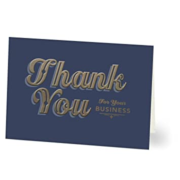 Amazon Hallmark Business Thank You Card Thank You For Your