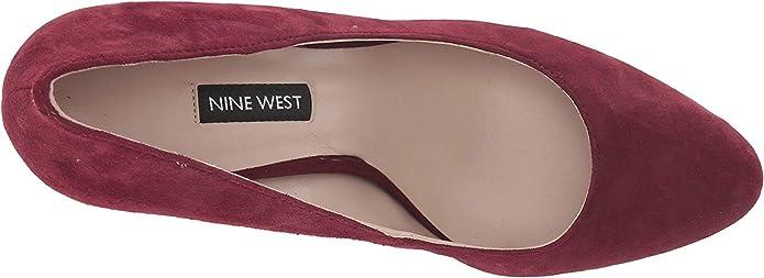 385b8886e Amazon.com | Nine West Women's Quabree Leather Pump | Pumps