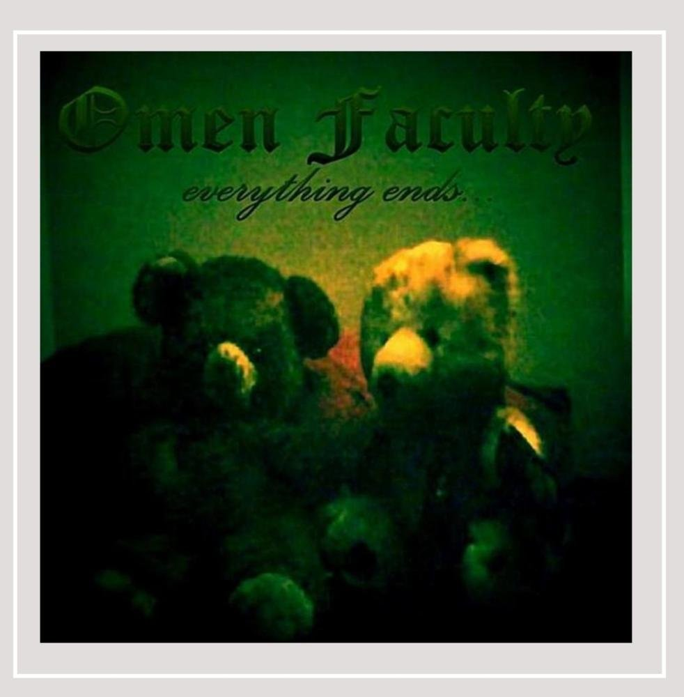 Omen Faculty - Everything Ends (CD)