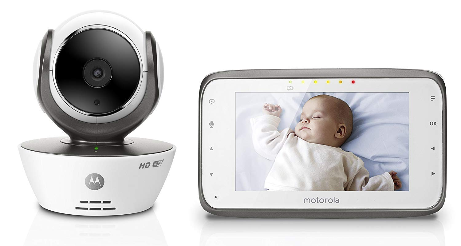 Top 5 Best Wifi Baby Monitor Under $100 to $150 (2019 Reviews) 5