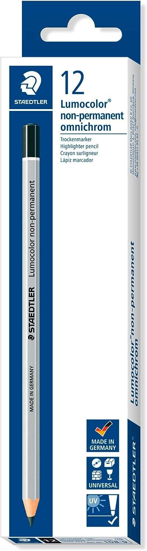 STAEDTLER Signierkreide 236 omnigraph permanent blau