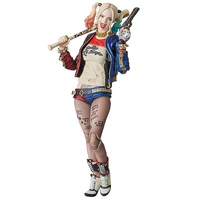 Medicom Suicide Squad: Harley Quinn MAF EX Action Figure: Toys & Games