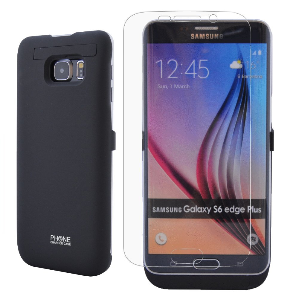 samsung s6 plus battery case